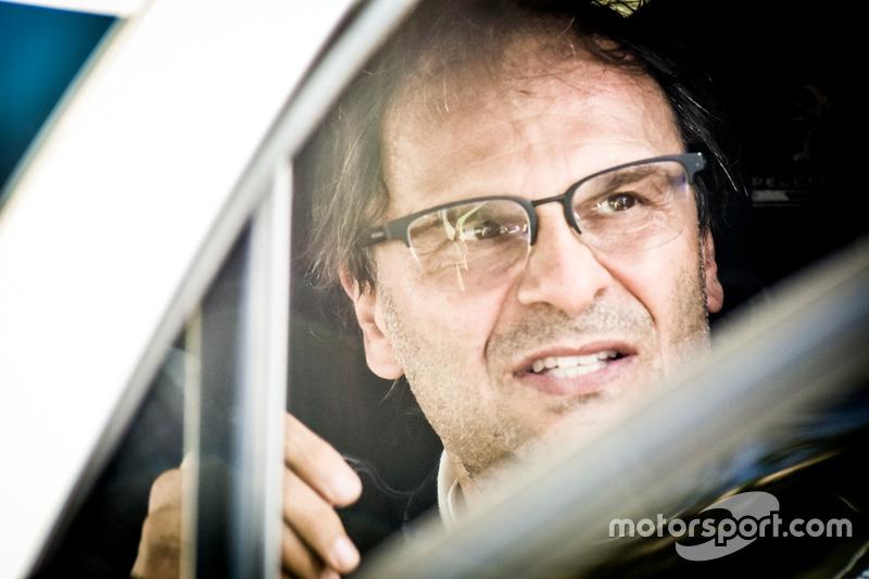 Paolo Andreucci, Peugeot 208 T16 R5, Peugeot Sport Italia