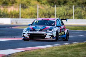 Alex Hui, Sunny Wong, Volkswagen Golf GTI TCR, TeamWork Motorsport