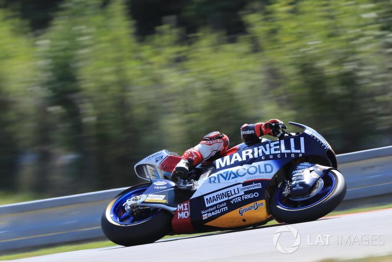 Romano Fenati, Marinelli Snipers Moto2