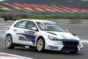 Charlie Kang Byung Hui, Indigo Racing, Hyundai i30 N TCR