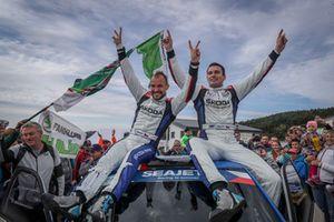Ян Копецкий и Павел Дреслер, Škoda Fabia R5, Škoda Motorsport