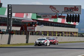 Edoardo Cappello, Alfa Romeo Giulietta TCR