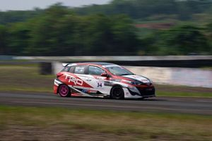 Meri Sakikawa, Toyota Team Indonesia