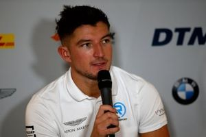 Press Conference, Jake Dennis, R-Motorsport