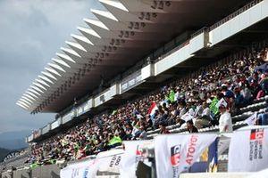 Fan alla Gara di Fuji