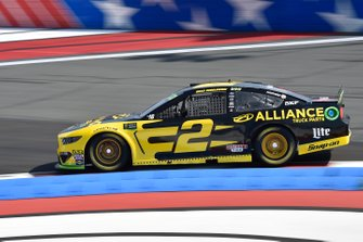 Brad Keselowski, Team Penske, Ford Mustang Alliance Truck Parts