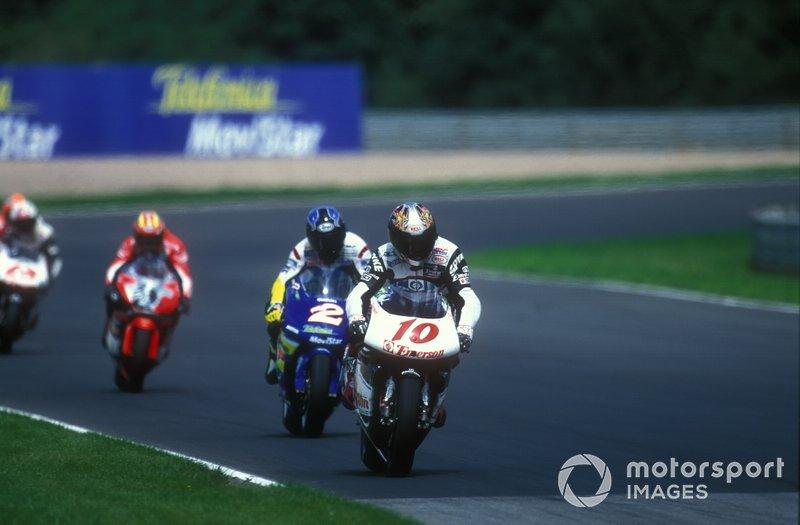 2000: Alex Barros, Honda NSR500