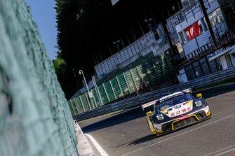 #99 ROWE Racing Porsche 911 GT3 R: Dennis Olsen, Dirk Werner, Matt Campbell, Nick Tandy, Frederick Makowiecki, Patrick Pilet