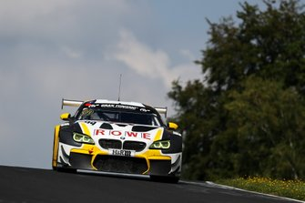 #99 ROWE Racing BMW M6 GT3: Nick Catsburg, Philipp Eng