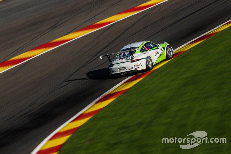 Berkay Besler, MRS GT-Racing