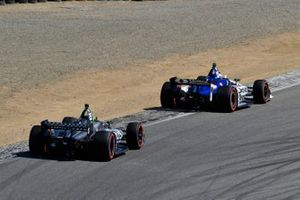 Conor Daly, Andretti Autosport Honda, Graham Rahal, Rahal Letterman Lanigan Racing Honda
