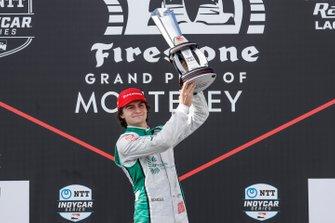 Победитель Колтон Херта, Harding Steinbrenner Racing Honda