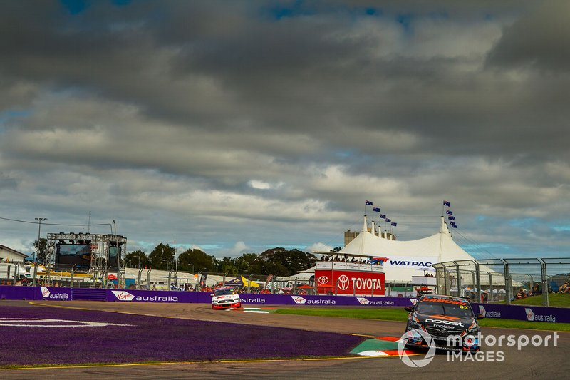 Майкл Карузо, Garry Rogers Motorsport, Holden ZB Commodore