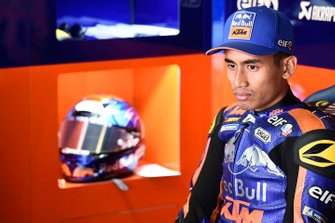 Hafizh Syahrin, Red Bull KTM Tech 3