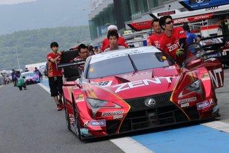 #38 Team Zent Cerumo Lexus LC500