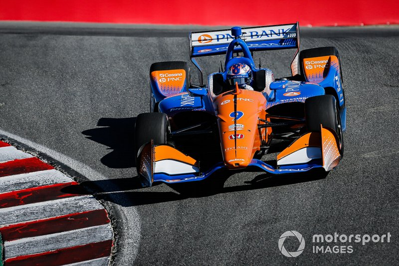 3. Scott Dixon, Chip Ganassi Racing Honda