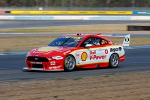 #17 DJR Team Penske Ford Mustang: Scott McLaughlin and Alex Premat