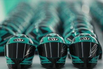 Petronas Yamaha SRT helmet merchandise