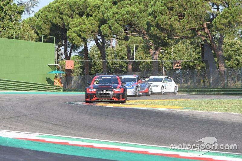 Nicola Guida, Matteo Greco, Audi RS 3 LMS TCR