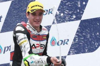 Third place Iker Lecuona, American Racing KTM
