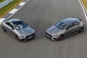 Mercedes-AMG A45 S ve CLA 45 S