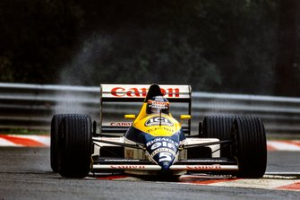 Thierry Boutsen, Williams FW12C