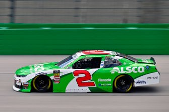 Tyler Reddick, Richard Childress Racing, Chevrolet Camaro Alsco