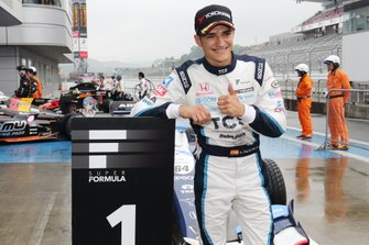 Polesitter Alex Palou, Nakajima Racing