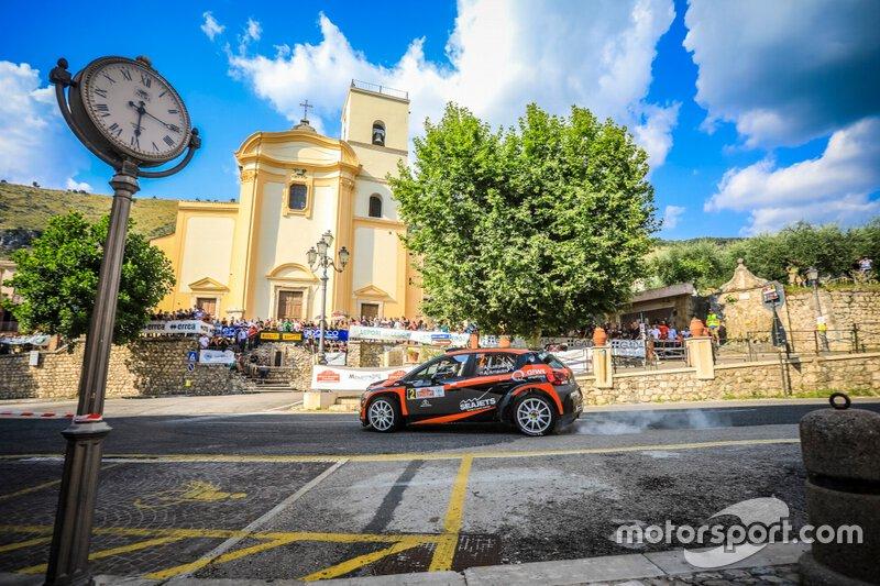 Alexey Lukyanuk, Alexey Arnautov, Citroen C3 R5, Rally di Roma Capitale, FIA ERC