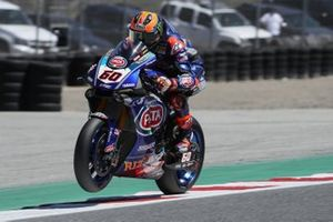 Michael Van Der Mark, Pata Yamaha WorldSBK