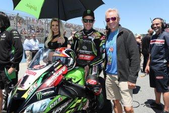 Jonathan Rea, Kawasaki Racing Team, Schwantz