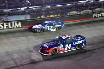 William Byron, Hendrick Motorsports, Chevrolet Camaro Liberty University, Ricky Stenhouse Jr., Roush Fenway Racing, Ford Mustang Fastenal