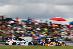 Colin Turkington, WSR BMW and Andrew Jordan, WSR BMW
