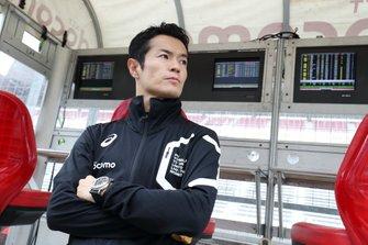 Наоки Ямамото, DoCoMo Team Dandelion Racing