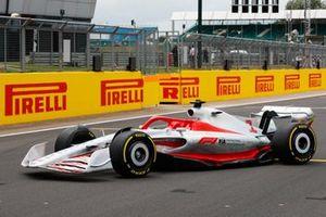 De F1-wagen van 2022