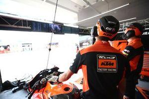 Crew: Tech 3 KTM Factory Racing
