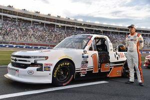Tate Fogleman, Young's Motorsports, Chevrolet Silverado Da-Quick Clip / Operation KARE