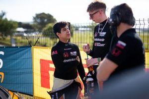 Isidro Callejas, Brutal Fish Racing Team, Honda Civic Type R TCR e Jack Young, Brutal Fish Racing Team, Honda Civic Type R TCR