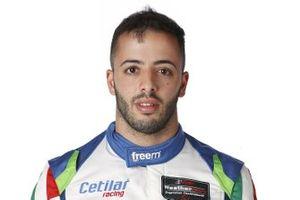 #47 Cetilar Racing Dallara LMP2: Antonio Fuoco