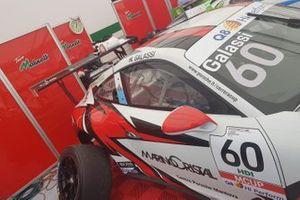 Auto di Marco Galassi, Team Malucelli