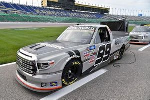 Ben Rhodes, ThorSport Racing, Toyota Tundra Bombardier