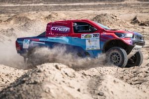Lucio Álvarez, Armand Monleón, Toyota Overdrive