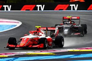 Arthur Leclerc, Prema Racing, Oliver Rasmussen, HWA Racelab
