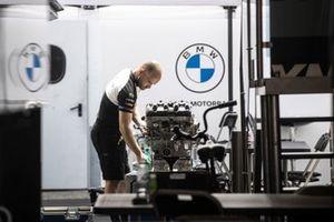BMW Motorrad technician
