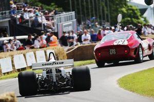 Penske and Ferrari