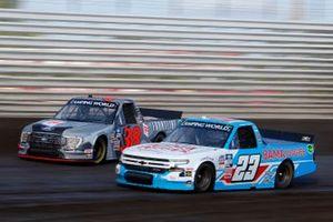 Chase Purdy, GMS Racing, Chevrolet Silverado BamaBuggies.com, Todd Gilliland, Front Row Motorsports, Ford F-150 Frontline Enterprises INC.