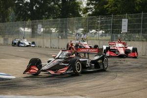 Will Power, Team Penske Chevrolet, Marcus Ericsson, Chip Ganassi Racing Honda