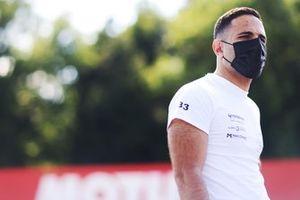 #33 TF Sport Aston Martin Vantage AMR: Dylan Pereira