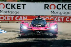 #60 Meyer Shank Racing w/Curb-Agajanian Acura DPi: Olivier Pla Dane Cameron