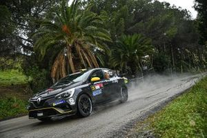 Paolo Andreucci, Francesco Pinelli, Renault Clio Rally4